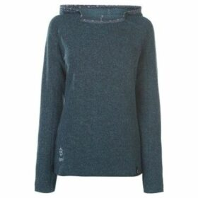 Chillaz  Bergamo Sweater Ladies  women's Sweatshirt in Blue