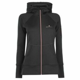 Ron Hill  Hill Podium Hoody Ladies  women's Sweatshirt in Grey