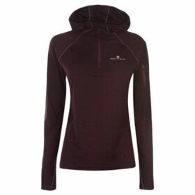 Ron Hill  Momentum Hoodie Ladies  women's Sweatshirt in Purple