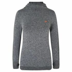Eurostar  Melody Over The Head Hoody  women's Sweatshirt in Grey