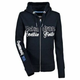 Eskadron  Fanatics Zip Hoodie  women's Sweatshirt in Blue