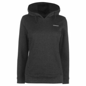 L.A. Gear  Over The Head Hoody Ladies  women's Sweatshirt in Grey
