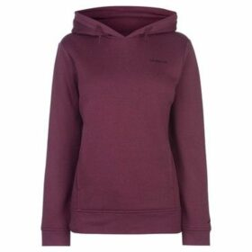 L.A. Gear  Over The Head Hoody Ladies  women's Sweatshirt in Purple