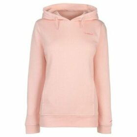 L.A. Gear  Over The Head Hoody Ladies  women's Sweatshirt in Pink