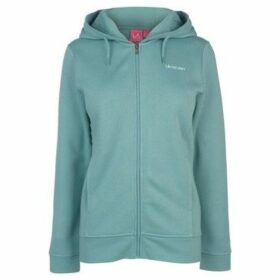 L.A. Gear  Full Zip Hoody Ladies  women's Sweatshirt in Blue