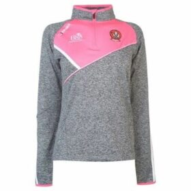 Oneills  Derry GAA Half Zip Pullover Ladies  women's Sweater in Multicolour