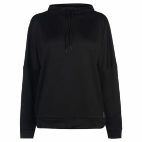 Reebok Sport  Workout Funnel Jacket Ladies  women's Sweatshirt in Black