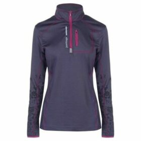 Just Togs  Ladies AirCool Top  women's Sweater in Grey