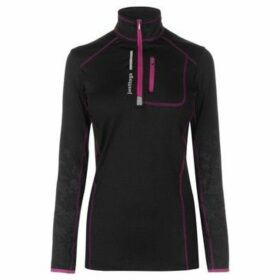 Just Togs  Ladies AirCool Top  women's Sweater in Black
