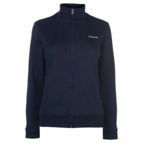 L.A. Gear  Full Zip Fleece Ladies  women's Sweatshirt in Blue