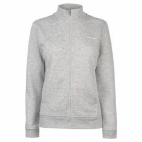 L.A. Gear  Full Zip Fleece Ladies  women's Sweatshirt in Grey