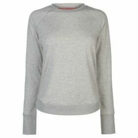 Eastern Mountain Sports  Canyon Knitted Sweater Ladies  women's Sweatshirt in Grey