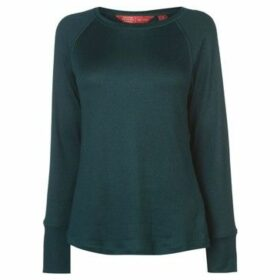 Eastern Mountain Sports  Cochituate Crew Jumper Ladies  women's Blouse in Green