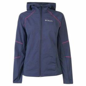 Columbia  Sweet Softshell Jacket Ladies  women's Sweatshirt in Blue