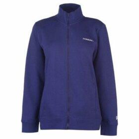 Donnay  Full Zip Fleece Ladies  women's Sweatshirt in Blue