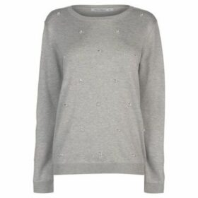 Full Circle  Pearl Jumper Ladies  women's Sweater in Grey