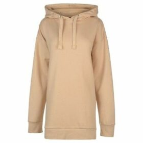 Golddigga  Oversized Hoody Ladies  women's Sweatshirt in Beige