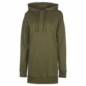 Golddigga  Oversized Hoody Ladies  women's Sweatshirt in Green
