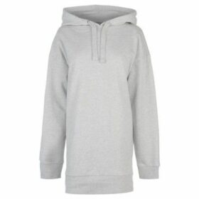 Golddigga  Oversized Hoody Ladies  women's Sweatshirt in Grey