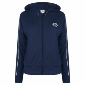 Lonsdale  Interlock Hoodie Ladies  women's Sweatshirt in Blue