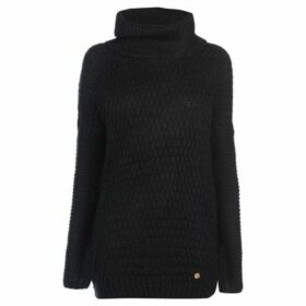 O'neill  Fused Pull Over Ladies  women's Sweater in Black