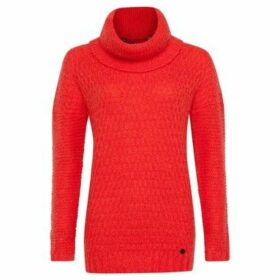 O'neill  Fused Pull Over Ladies  women's Sweater in Red