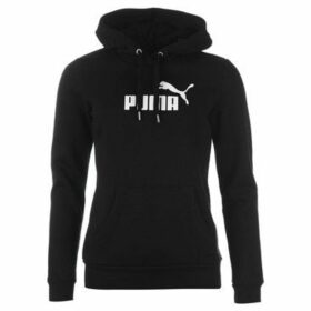 Puma  No1 Logo Ladies Hoody  women's Sweatshirt in Multicolour