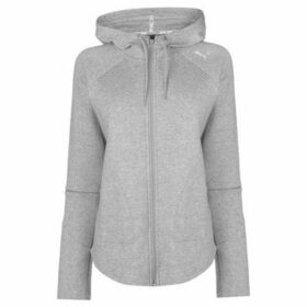 Puma  Evo Move Jacket Ladies  women's Sweatshirt in Grey