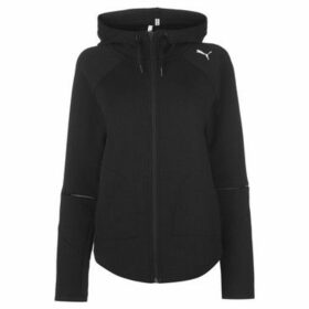 Puma  Evo Move Jacket Ladies  women's Sweatshirt in Black