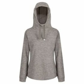 Regatta  Calandra Microfleece Hooded Sweatshirt Ladies  women's Sweatshirt in Grey