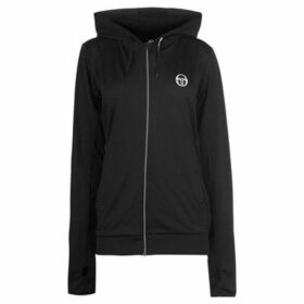Sergio Tacchini  Ella Track Jacket Ladies  women's Sweatshirt in Black