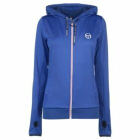 Sergio Tacchini  Ella Track Jacket Ladies  women's Sweatshirt in Blue