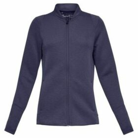 Under Armour  Versa Full Zip Jacket Ladies  women's Sweatshirt in Blue