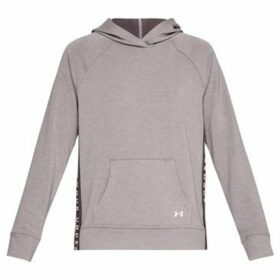 Under Armour  Fleecy Hoody Ladies  women's Sweatshirt in Grey