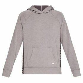Under Armour  Fleecy Hoody Ladies  women's Sweatshirt in Grey