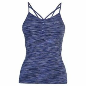 Usa Pro  Seamless Tank Top Ladies  women's Blouse in Purple