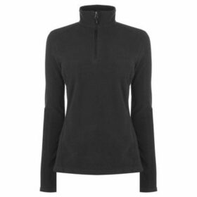 Eastern Mountain Sports  Fleece quarter Zip Jumper  women's Fleece jacket in Black