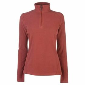 Eastern Mountain Sports  Fleece quarter Zip Jumper  women's Fleece jacket in Red