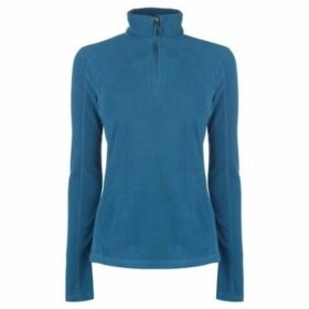 Eastern Mountain Sports  Fleece quarter Zip Jumper  women's Fleece jacket in Blue