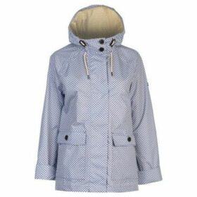 Craghoppers  Victoria Jacket Ladies  women's Parka in Blue