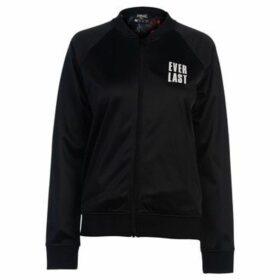 Everlast  Track Jacket Ladies  women's Tracksuit jacket in Black