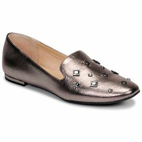 Katy Perry  THE TURNER  women's Loafers / Casual Shoes in Silver