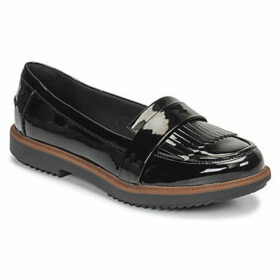 Clarks  RAISIE THERESA  women's Loafers / Casual Shoes in Black