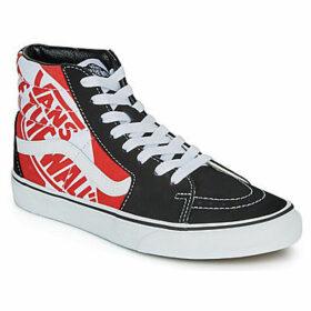Vans  SK8-HI  women's Shoes (High-top Trainers) in Black