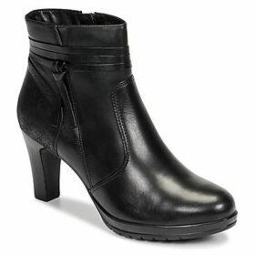 Tamaris  CARMEN  women's Low Ankle Boots in Black
