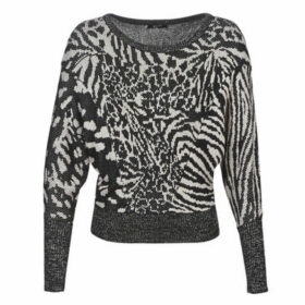 Marciano  PATCH  women's Sweater in Black