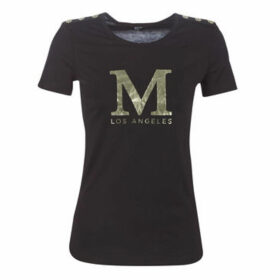 Marciano  GOLDIE  women's T shirt in Black