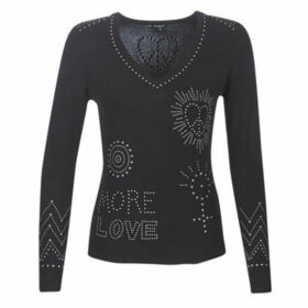 Desigual  KENSINGTON  women's Sweater in Black