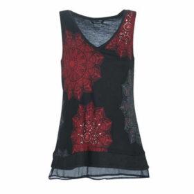 Desigual  CLARISSE  women's Vest top in Multicolour