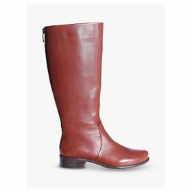 Josef Seibel Alicia 3 Leather Knee High Boots, Tan